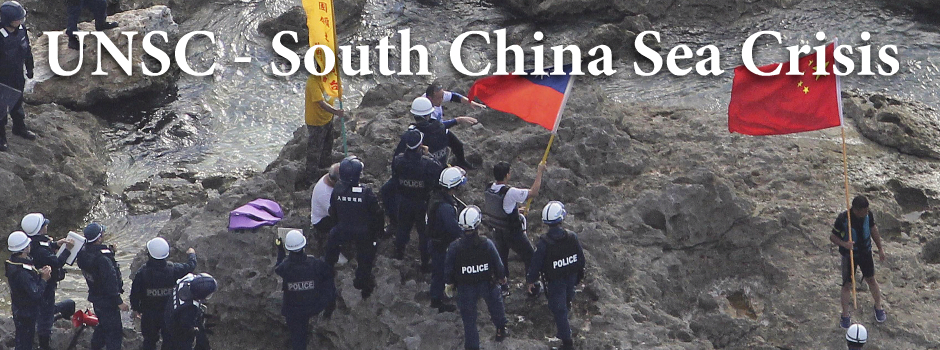 UNSC banner
